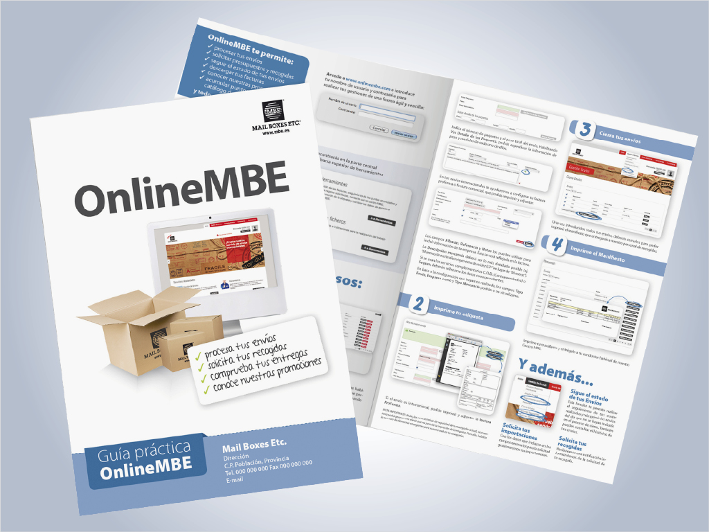 Guía OnlineMBE